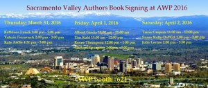 AWP16 SPC book signings